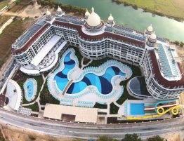 Diamond Premium Hotel Manavgat - Güneş Enerjisi Projesi | Alberk Solar