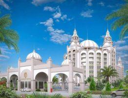 Jadore Deluxe Hotel SPA Manavgat - Güneş Enerjisi Projesi | Alberk Solar