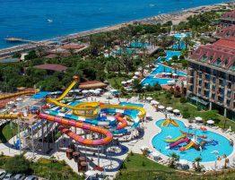 Nashira Resort Hotel SPA Manavgat- Güneş Enerjisi Projesi | Alberk Solar