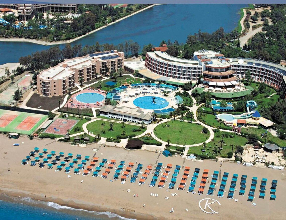 Kaya Side Resort & SPA Manavgat - Güneş Enerjisi Projesi | Alberk Solar