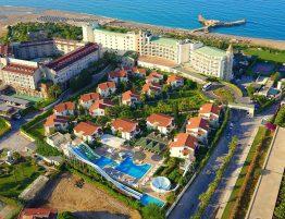 Lyra Resort SPA Manavgat - Güneş Enerjisi Projesi | Alberk Solar