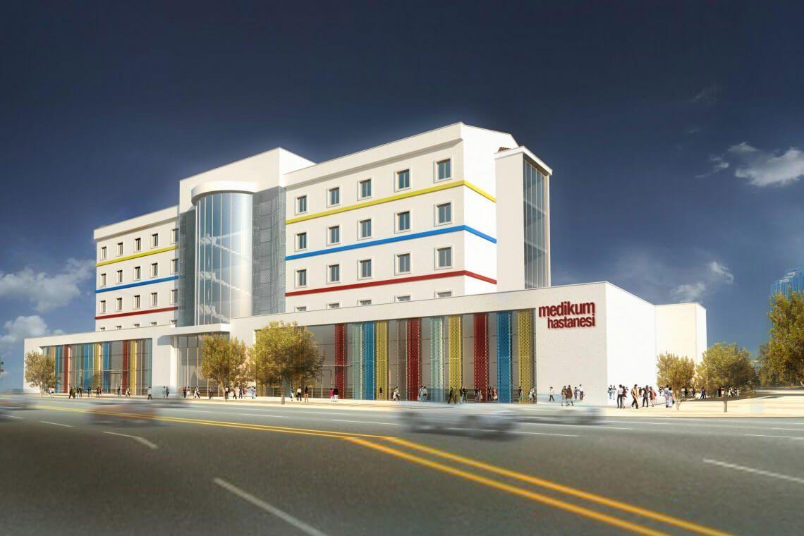 Özel Medikum Hastanesi Kumluca - Güneş Enerjisi Projesi | Alberk Solar