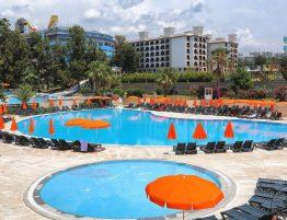 Bayar Garden Beach Hotel Alanya - Güneş Enerjisi Projesi | Alberk Solar